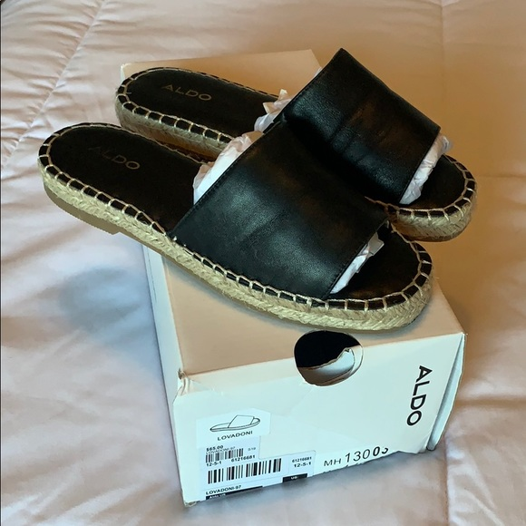 Aldo Shoes - Aldo 'Lovadoni' Eapadrille Sandal